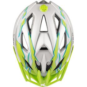 KED Street Pro Helmet Junior Pearl Green Matt